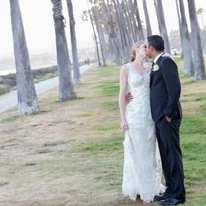 santa barbara wedding planner our lady mt carmel church fess parker doubletree hotel